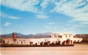 Prescott Arizona Apache Lodge Vintage Postcard J51858