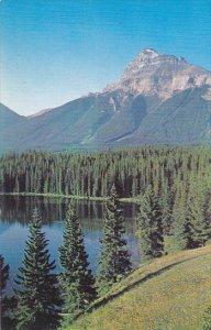 Canada Alberta Banff Pilot Mountain