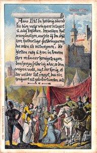 Weibertreu Weinsberg Germany Unused