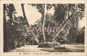 Old Postcard Meaux Trinitarian Park