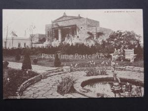 British Empire Exhibition 1924 - H.M. GOVERNMENT BUILDING - Campbell Grey