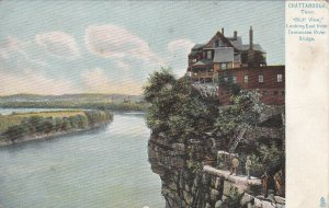 CHATTANOOGA, Tennessee, 1900-10s , Bluff View ; TUCK 2176