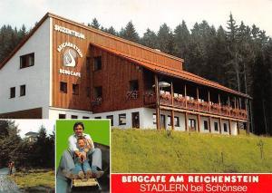 Bergcafe am Reichenstein Stadlern bei Schoensee Skizentrum
