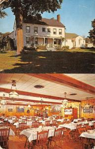 Chester New Jersey Larisons Turkey Farm Inn Multiview Vintage Postcard K59262