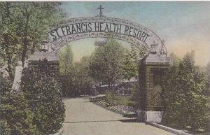 New Jersey Denville Entrance St Francis Health Resort