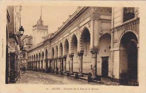 Mosquee De La Rue De La Marine, Alger, Algeria, Africa, 1900-1910s