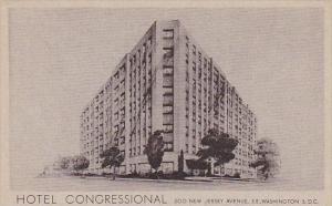 Hotel Congressional Washington D C