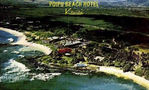 Poipu Beach Hotel Kauai HI 1968