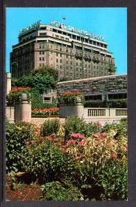 Sheraton Brock Hotel,Niagara Falls,Ontario,Canada BIN