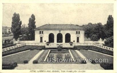 Aztec Garden and Annex, District Of Columbia