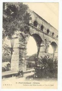 Pont-du-Gard- Details, France, 00-10s