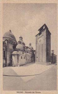Treviso, Veneto,  Italy. 1910s ; Piazzetta del Duomo