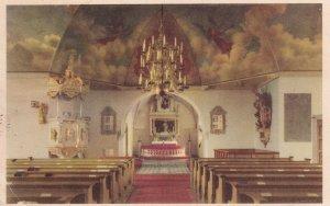 Lerums Kyrka Swedish Church Postcard