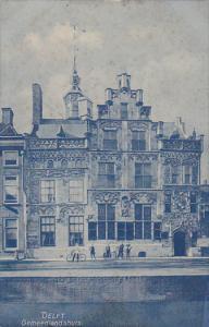 DELFT , Netherlands , 00-10s : Gemeenlandhuis