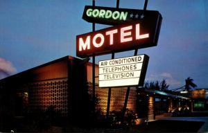 Florida Vero Beach The Gordon Motel