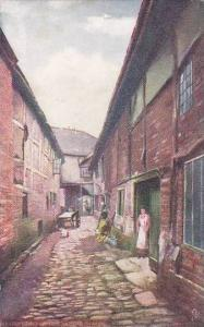 Old Court, Sheep Street, Stratford On Avon (Warwickshire), England, UK, 1900-...