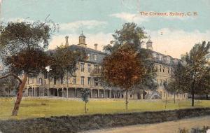 Canada C.B. Sydney, The Convent (Nova Scotia, Cape Breton) 1919