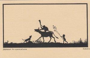 DIEFENBACH : Fantasy Silhouette , 00-10s ; Teilbild 6