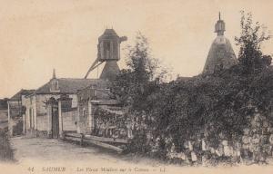 SAUMUR , France , 00-10s ; Les Vieux Moulins sur le Coteau