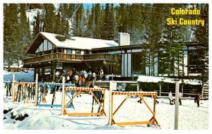 Colorado  , Lake Eldora Ski Lodge