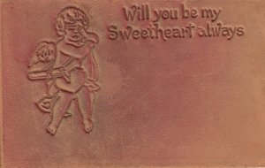 LEATHER ; Will you be my Sweetheart always , 00-10s