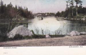 SHELBURNE , Nova Scotia , Canada , 1908 ; Durfee's Pond