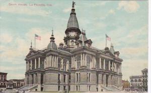 Indiana Lafayette Court House