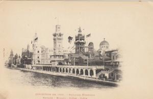 PARIS, France, 1900-10s; Exposition de 1900, Pavillons Etrangers