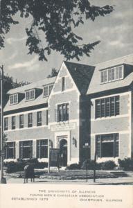 CHAMPAIGN, Illinois; University of Illinois, Young Men's Christian Associatio...