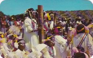 New Caledonia Le Tam Tam Du Pilou Pilou Drums