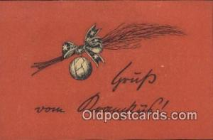 Krampus  Postcard Post Card, Carte Postale, Cartolina Postale, Tarjets Postal...