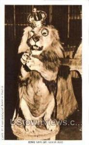 King Leo St. Louis MO Unused