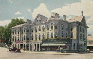 Hotel Beech-Nut , CANAJOHARIE , New York , 1930s