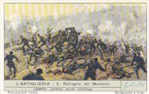 Liebig S1706 Artillery No 5 Battaglia del Montello