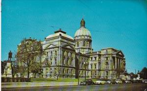 Indiana Indianapolis State Capitol Building