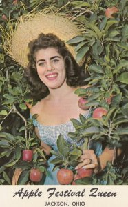 PINUP : Apple Festival Queen , JACKSON , Ohio , 1950-60s