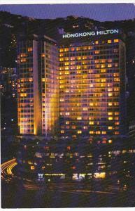 Hong Kong Hilton Hotel