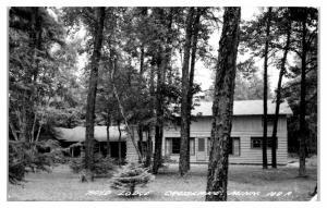 1963 RPPC Boyd Lodge, Crosslake, MN Real Photo Postcard *5A