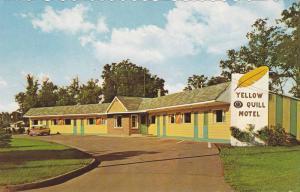 Yellow Quill Motel , Portage la Prairie , Manitoba , Canada , 50-60s