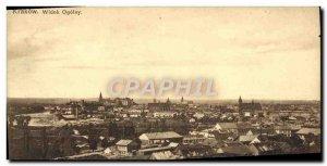 Postcard Old Krakow Widok OGÓLNY Poland Poland Polska