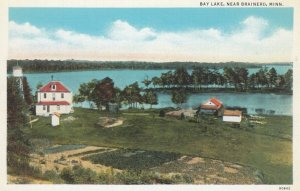 BRAINERD, Minnesota, 1910-30s; Bay Lake