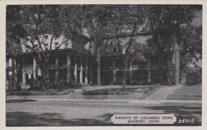 Connecticut Danbury Knights Of Columbus Home Dexter Press Archives