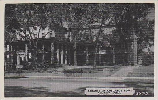 Connecticut Danbury Knights Of Columbus Home Dexter Press Archives