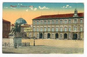 Napoli - Palazzo Reale, ITALY, 00-10s