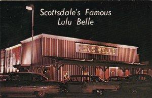 Arizona Scottsdaale Lulu Belle Gay Nineties Restaurant & Bar 1965 sk5168