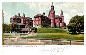 Rhode Island Providence  , Hospital