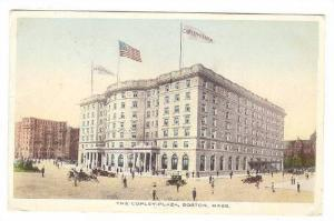 The Copley Plaza, Boston, Massachusetts, PU-1913