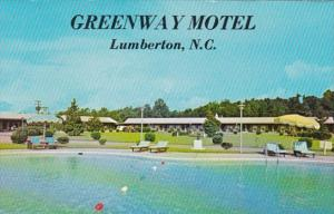 North Carolina Lumberton Greenway Motel