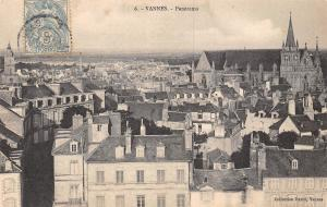 France Vannes Panorama General view