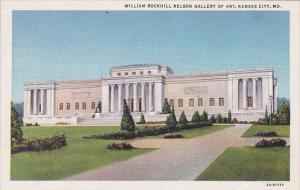 William Rockhill Nelson Gallery Of Art Kansas City Missouri